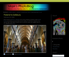 Mark's PhotoBlog